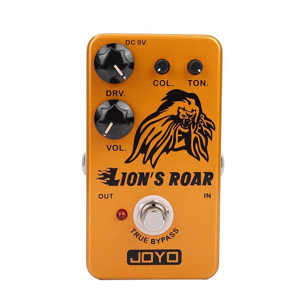 Guitar Effect Pedal, RiToEasysports Joyo JF-MK Portable Single Overdrive Tone Overloaded Electric Pedal Guitar Effector Pedals Accessory Signature Effect