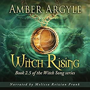 Witch Rising: A Witch Fall Prequel Audiobook