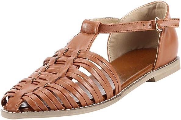 Platform Sandals Casual Roman Sandals