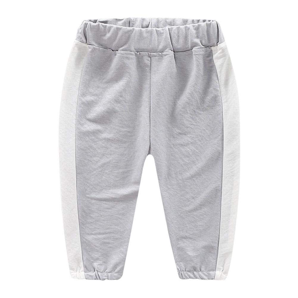 chinatera Baby Anti-Mosquito Pants Kid Girls Boys Summer Sweatpants Trousers Cotton