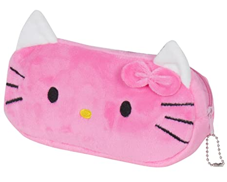 Buy Chords Hello Kitty Dark Pink Pencil Pouch with Smooth Zipper in Soft  Toys for Women Online at Low Prices in India - Amazon.in 64e8129461596