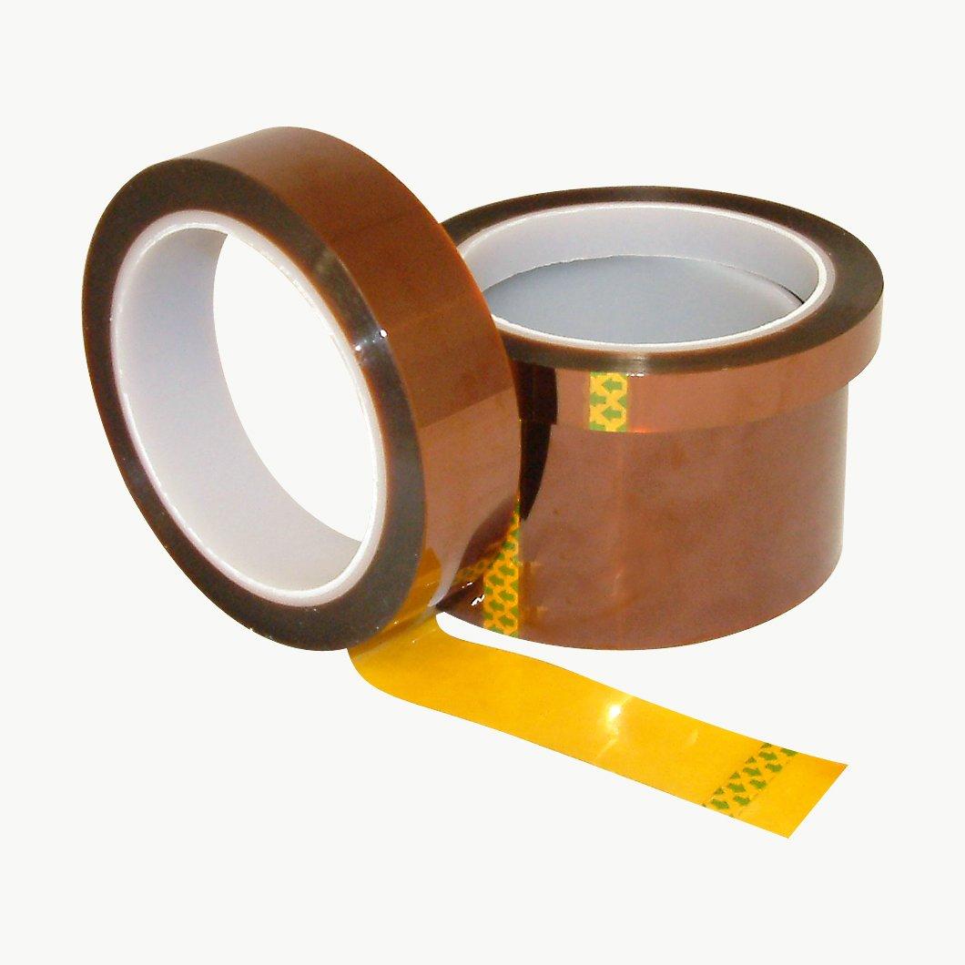 Pro Tapes PRO-952/AMBT336 PRO-952 Kapton Polyimide Film Tape: 3'' x 36 yd, Amber/Transparent