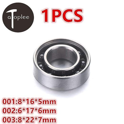 Ochoos 1PCS Ultra-Thin Wall deep Groove Ball Bearings 61818 61819 61820 61821 61822 61824 61826 61828 61830 61832 RS Outer Diameter: 61820RS 100x125x13