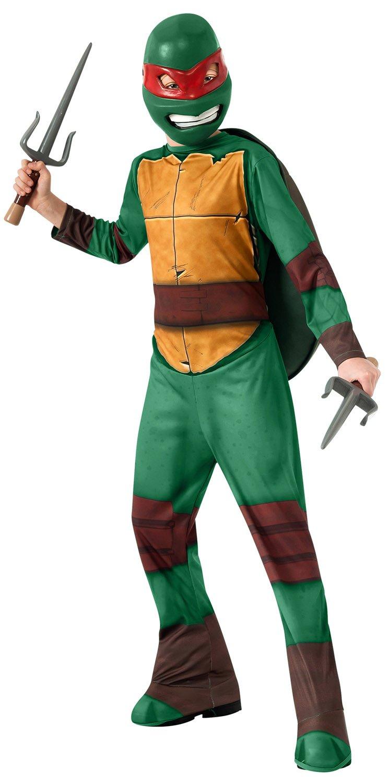 Teenage Mutant Ninja Turtles Raphael Costume, Small