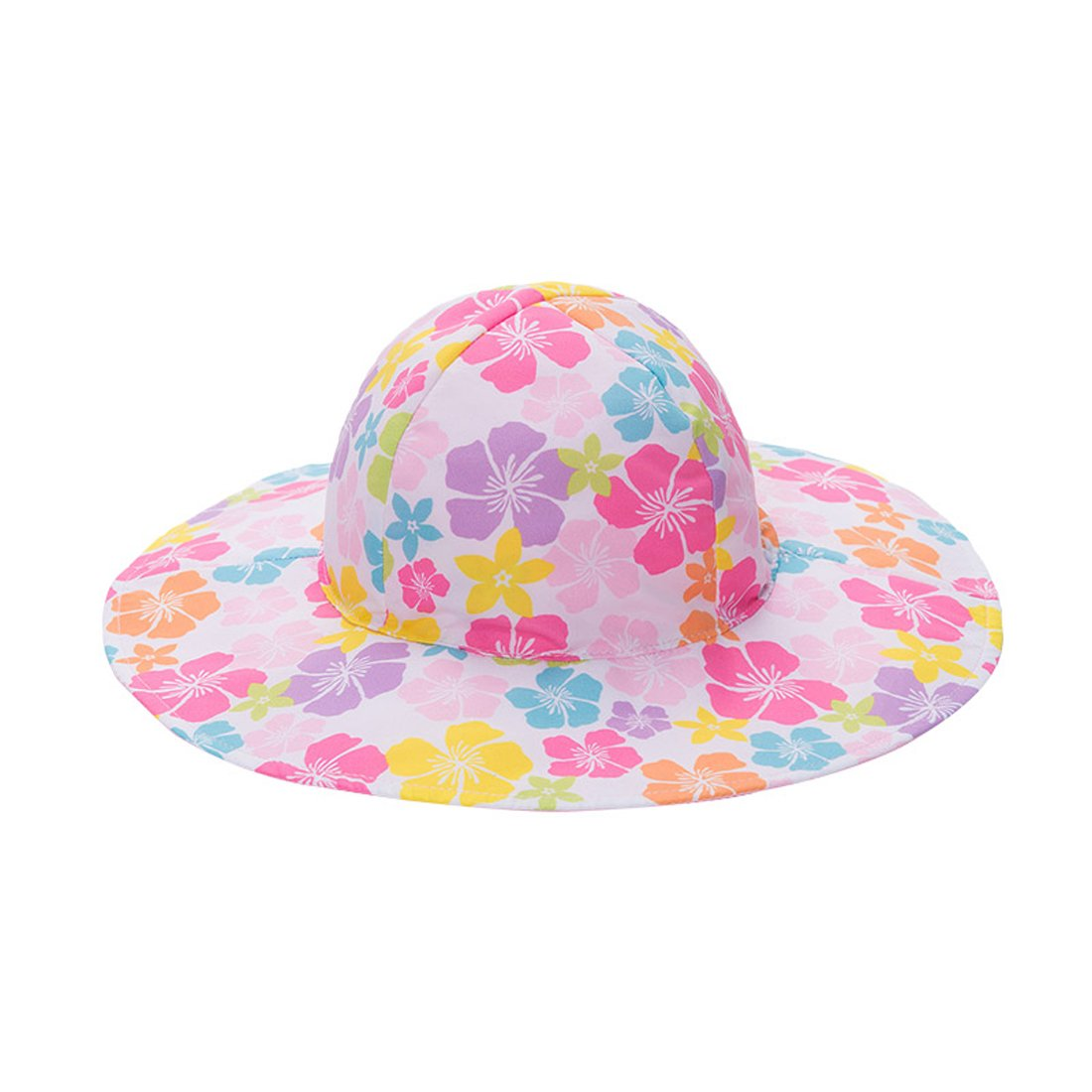 LoveKids Reversible Sun Protection Hat for Girls and Boys(A28007Pink)