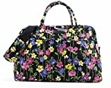 Vera Bradley Weekender Travel Bag (Wildflower Garden)