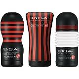 テンガ TENGA カップ ハード 3種セット ディープスロート チューブ ローリングヘッド