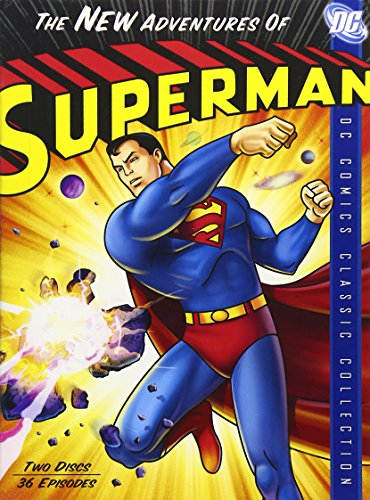 New Bud Green - The New Adventures of Superman: 1966 - 1970