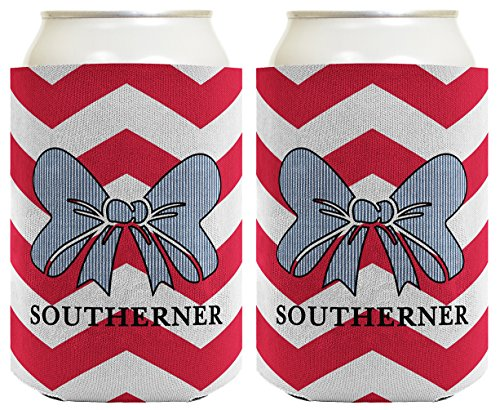 Southerner Chevron Coastal Coolers Coolies