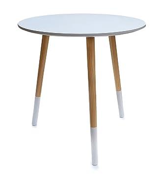 Osoltus Beistelltisch Design Holz Couchtisch Sofatisch Tisch