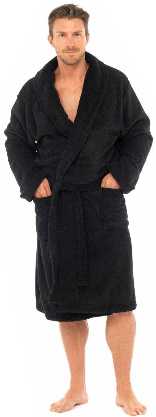 Fleece Robe: Amazon.co.uk