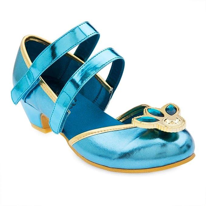 Disney Jasmine Costume Shoes for Kids Multi: Amazon.es: Ropa y ...