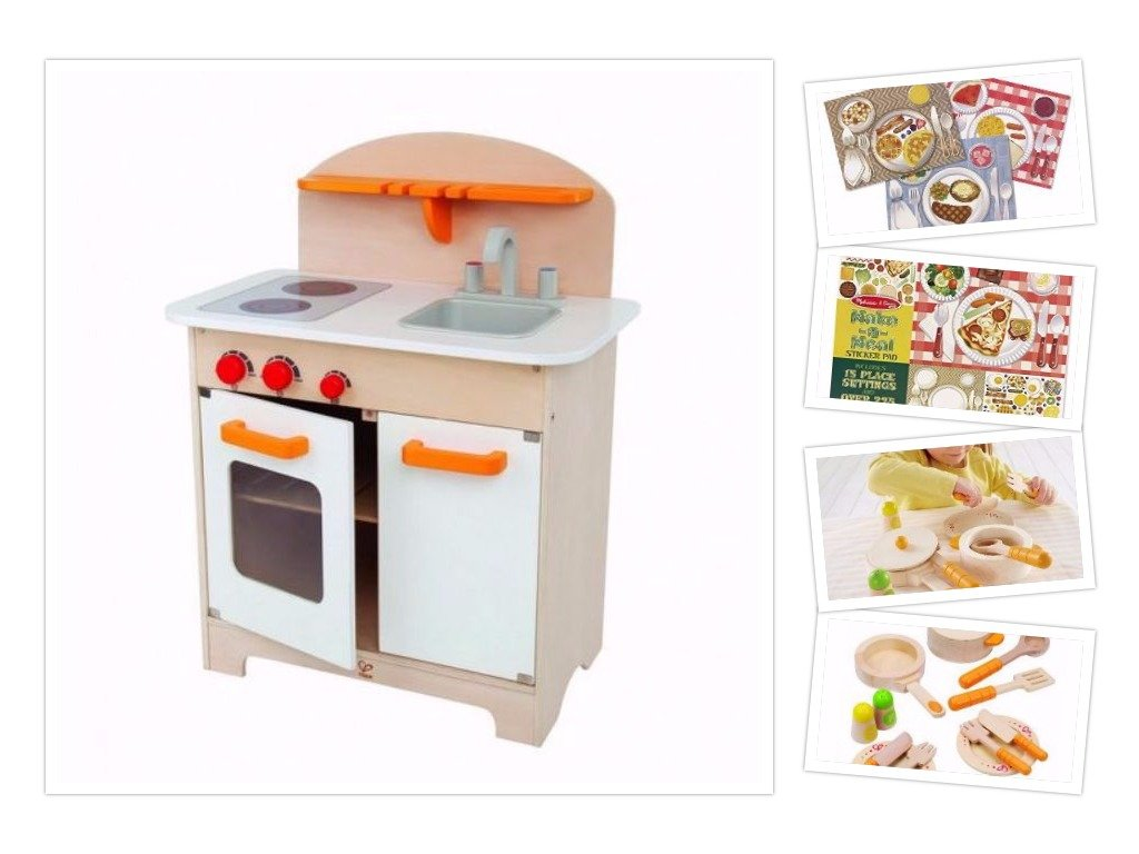 Hape Kinderküche - Hape Gourmet Küche, weiß