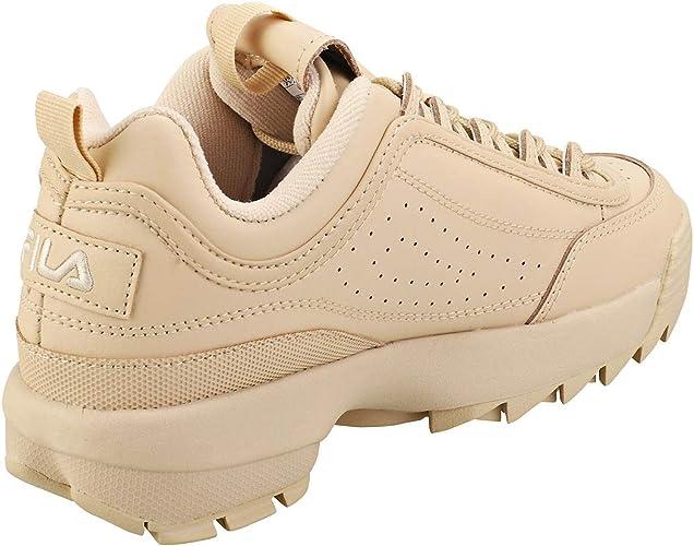 Fila Disruptor 2 Autumn Femme Baskets Mode Sand 42 EU