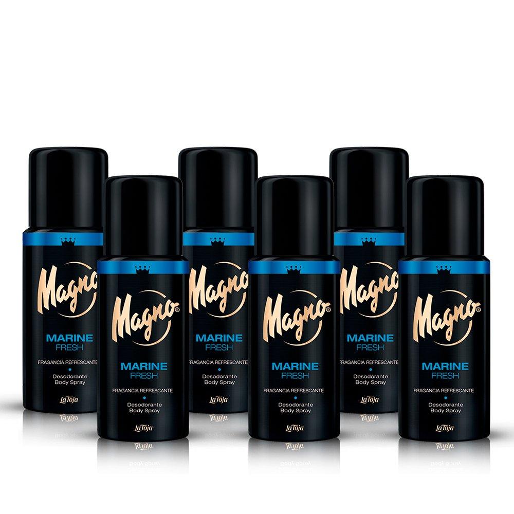 Magno Desodorante Marine - 6 Unidades Henkel Iberica 8410436259071