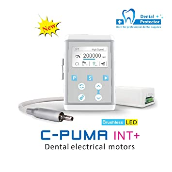 e974a4c393cf2 COXO C-Puma int+ Dental Electric Motor Technician Electrical Brushless  Motor Micro Motor & Control Box