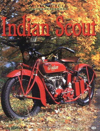 Indian Scout (Motorcycle Color History)