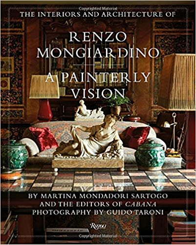 Book The Interiors and Architecture of Renzo Mongiardino: A Painterly Vision