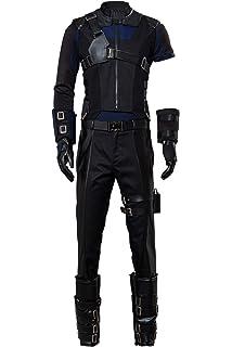 Amazon.com: Disfraz de Hawkeye para adulto, Capitán América ...