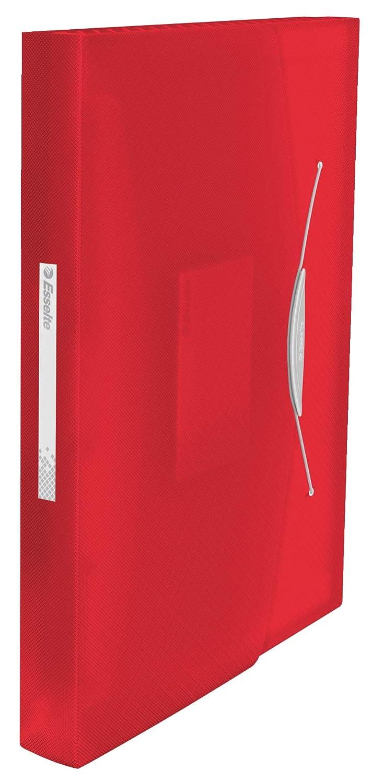 Esselte Vivida 624016 A4, - Carpeta acordeón expansible, A4, 624016 6 pestañas, Rojo 9ba11b