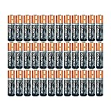 Duracell Duralock Copper Top Alkaline Aa Batteries - 36 Pack