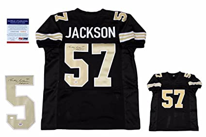 Rickey Jackson Autographed Jersey - PSA DNA Certified - Autographed NFL  Jerseys e0e46ffa5