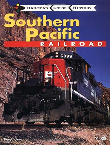 - Southern Pacific Railroad (Railroad Color History)