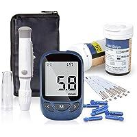 Glucosa en sangre kit de control de la