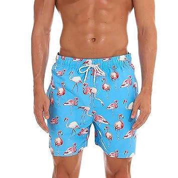 GHC Bikini Bañadores Pantalón de Hombre Pantalones Traje de baño ...