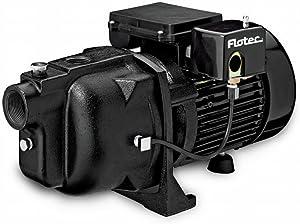 Pentair Water-Flotec-Simer FP4155 1/2 HP Cast Iron Shallow Well Jet Pump