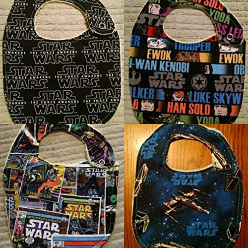 Star Wars Bib or Burp Cloth