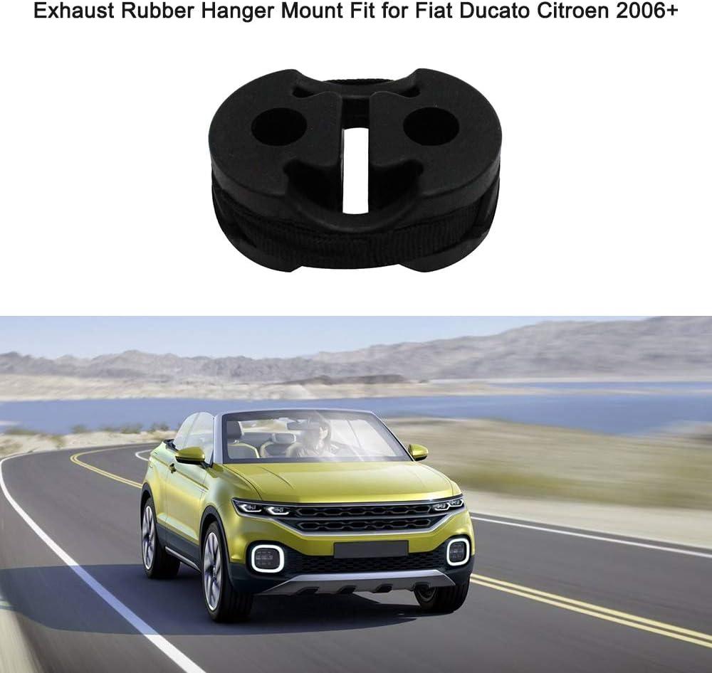 Soporte de suspensi/ón de caucho para escape Fiat Ducato Citroen 2006+