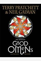 The Illustrated Good Omens Hardcover