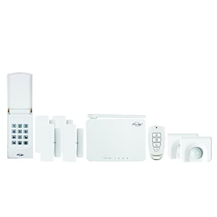 Amazon.com: Skylink M9 M-Series Premium Kit 4-Zone Alert ...