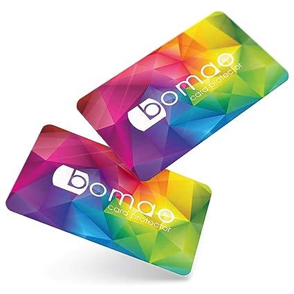 Protector de 2 Tarjetas | Protección de Tarjeta de crédito ...