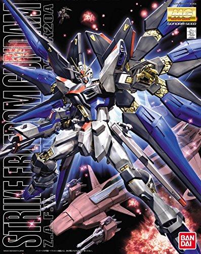 Bandai Hobby Strike Freedom Gundam Seed Destiny Mobile Suit Model Kit (1/100 Scale) - Gundam Seed Freedom Gundam