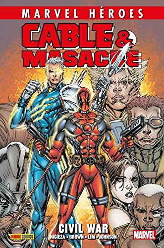 Cable y Masacre 2. Civil War: Amazon.es: Ron Lim, Ron Lim: Libros