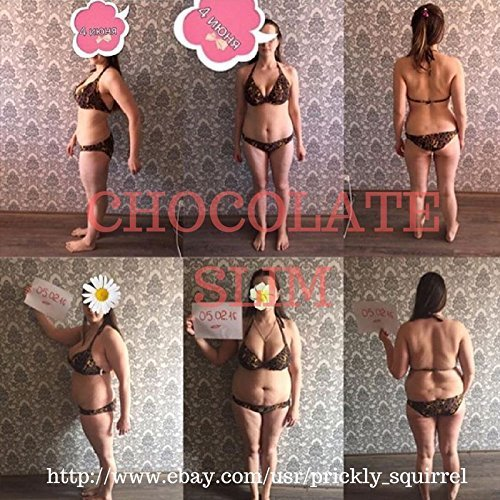 Chocolate Slim for weight loss, fat burner drink 100% шоколад слим (800g /28.21 oz) by Chocolate Ltd (Image #5)