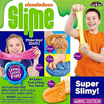 how to make slime with cra z art clear glue