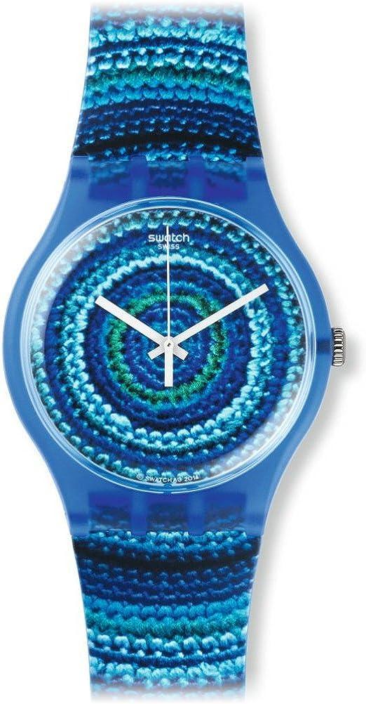 Swatch Reloj de Cuarzo Unisex Centrino 41 mm