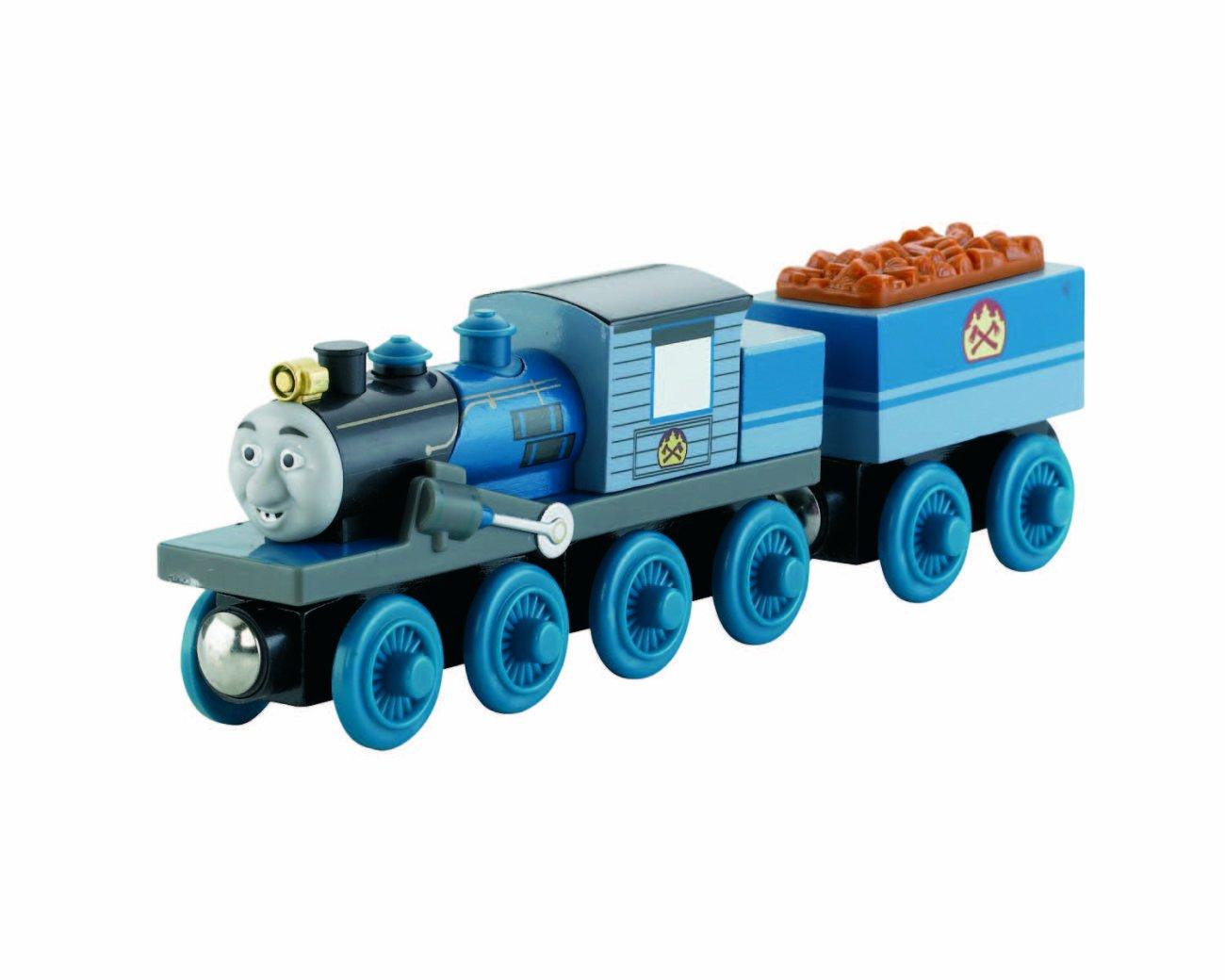 Fisher-Price Thomas /& Friends Wooden Railway Ferdinand Engine