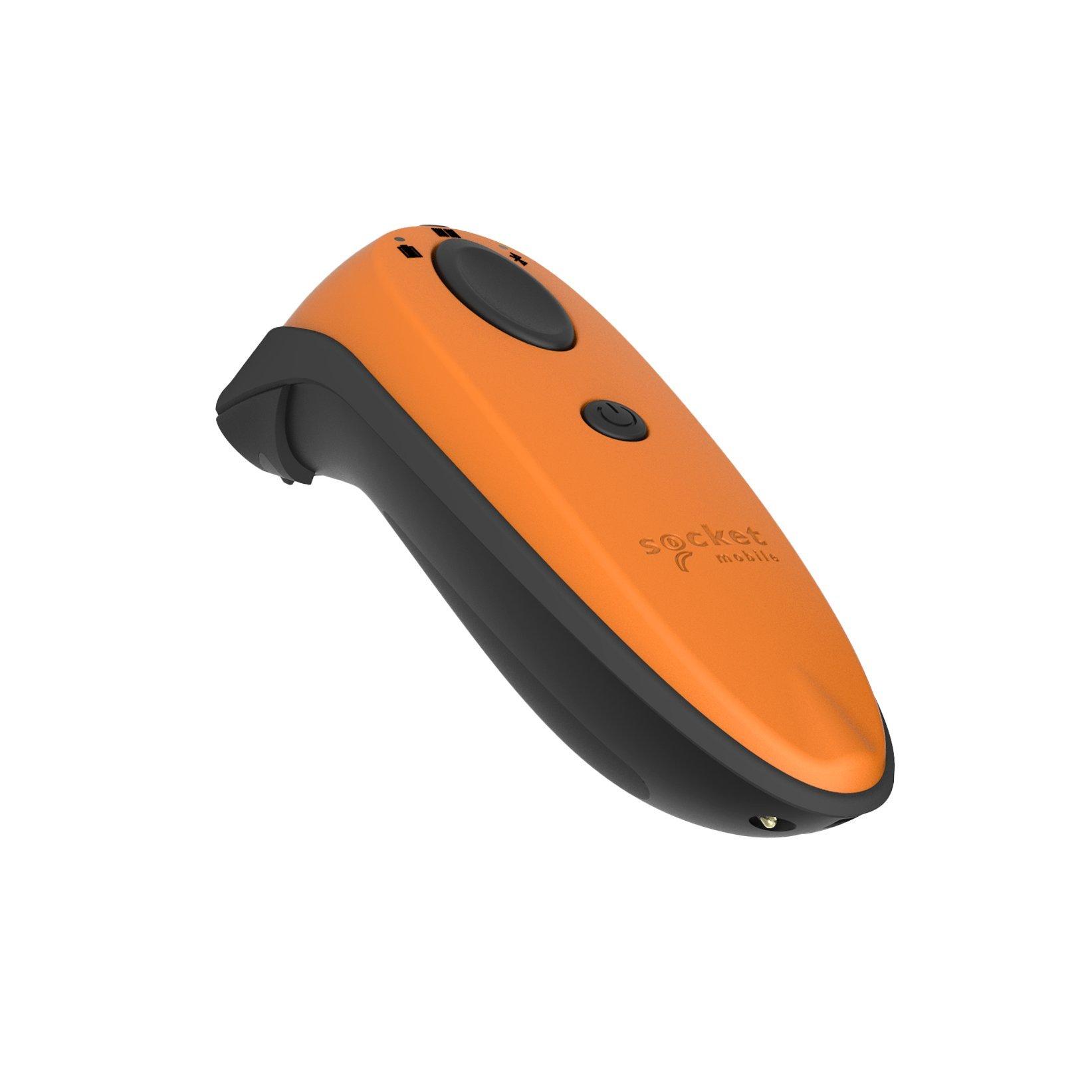 DuraScan D730, 1D Laser Barcode Scanner, Orange