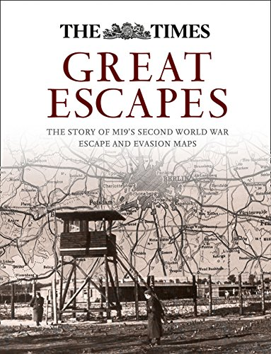 War Bonds 1942 - Great Escapes: The Story of MI9's Second World War Escape and Evasion Maps