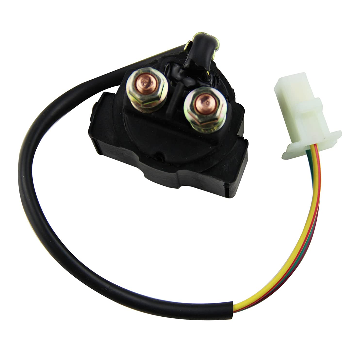 Staibc High Quality Starter Solenoid Relay For Honda 300 Trx Atv Wiring Diagram 1991 Fourtrax 1988 1989 1990 1992 1993 1994 1995 1996 1997 1998 1999 2000 Automotive