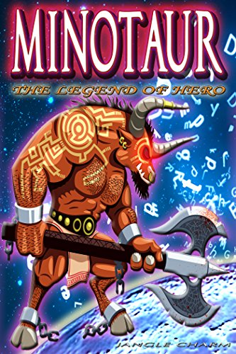 Fantasy Adventure Books for Teens - GIGANTO THE MINOTAUR: Action, Fantasy, Adventure, Magic, Epic, Magician, Reading, Short Reads, Fairy Tales, Bedtime, ... Folklore (The Legend of Hero Book 4)