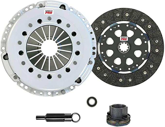Clutch And Flywheel Kit works with BMW 323 325 328 330 525 528 530 Z3 Base Coupe Roadster Sedan Convertible 1999-2003 2.5L 6Cyl 2.8L 6Cyl 3.0L 6Cyl