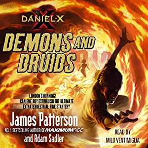 Daniel X: Demons and Druids Audiobook