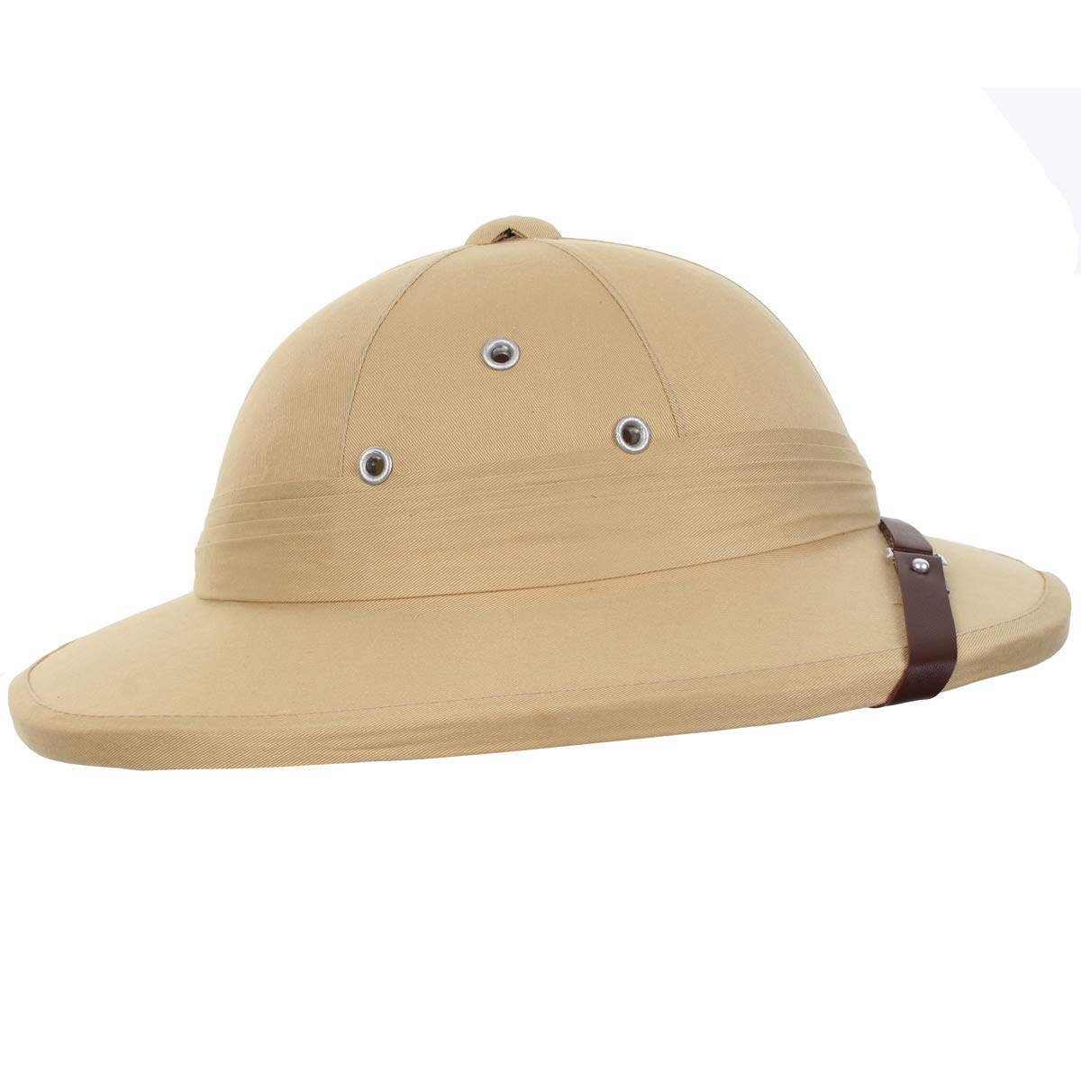 f23869609d328 Amazon.com  French Army Tropical Pith Helmet in British Khaki  Clothing