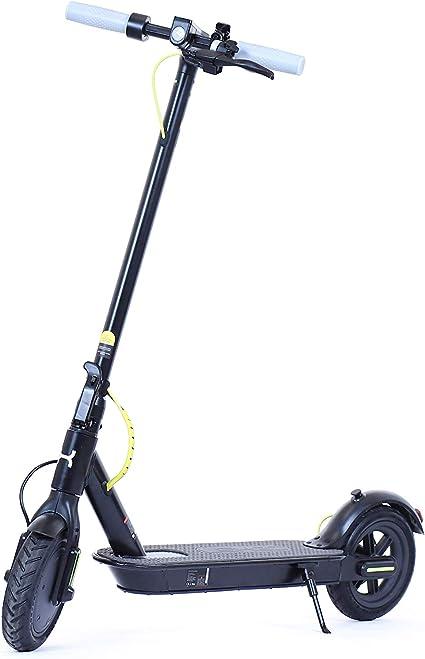 Lexgo R9 Lite Trottinette /électrique Pliable Moteur 350 W 3 Vitesses Batterie 6 A Frein Disque Roues 8 5