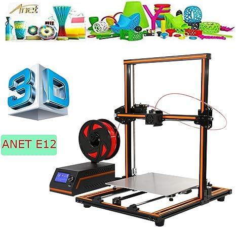 Impresora 3D Reprap Prusa E12 para manualidades de Anet, mejoras ...